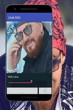 Cheb Bilal - Vida Loca poster
