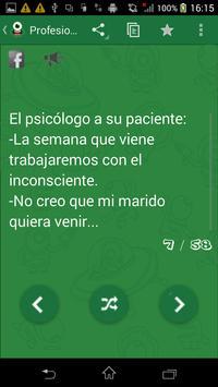 Humorete Chistes Cortos Buenos apk screenshot