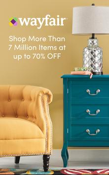 Wayfair - Shop All Things Home poster