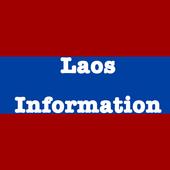 Laos Information icon
