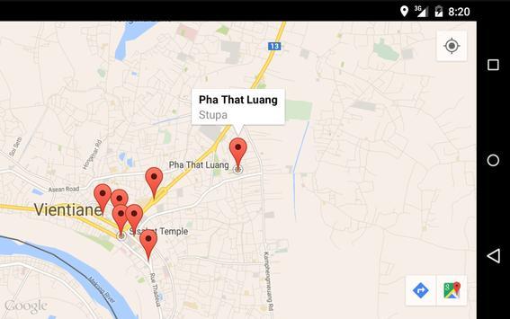 Laos Information screenshot 8