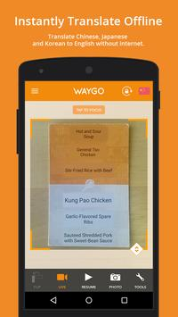 Translator, Dictionary - Waygo poster