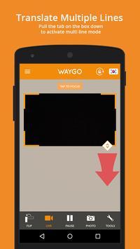 Translator, Dictionary - Waygo screenshot 4