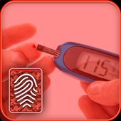 Blood Glucose Detector Prank icon