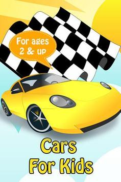Car Games For Kids poster