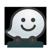 Waze - GPS, 地图 & 交通社区 图标