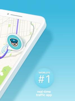 Waze - GPS, Maps, Traffic Alerts & Live Navigation apk screenshot