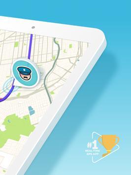 Waze - 社群導航、地圖與交通 apk 截圖