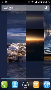 Cloud live Wallpapers apk screenshot
