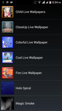 Fire Live Wallpaper apk screenshot