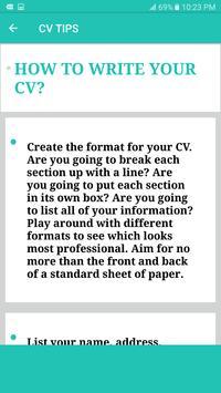 CV Generator Plus screenshot 2
