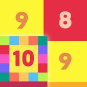 Number Block - Hexa Puzzle Free Game icon