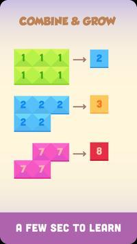 Number Block - Hexa Puzzle Free Game screenshot 1