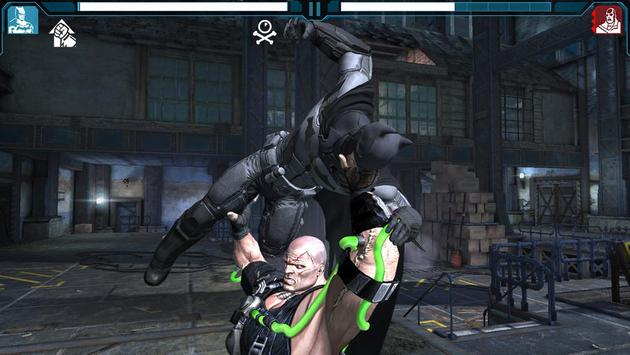 Batman Arkham Origins apk screenshot