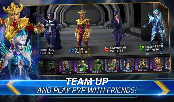 DC Legends: Битва за справедливость скриншот приложения