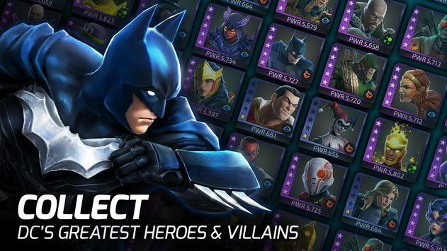 DC Legends: Battle for Justice poster