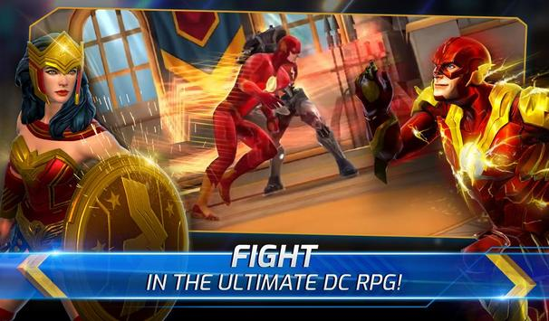DC Legends: Битва за справедливость постер