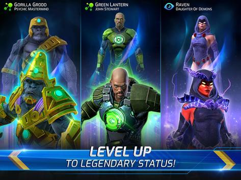 DC Legends: Battle for Justice apk screenshot