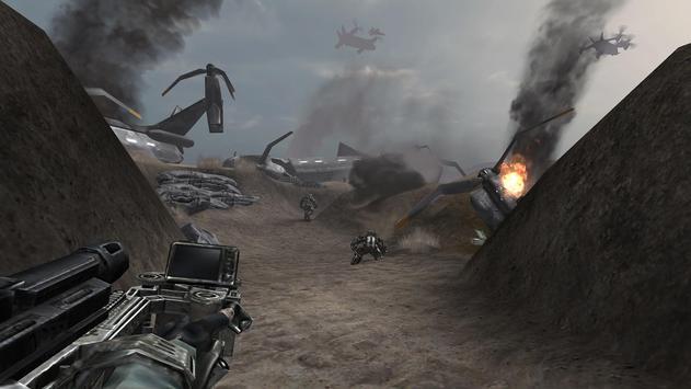 Edge of Tomorrow Game apk स्क्रीनशॉट