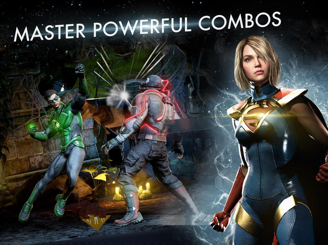 how to download injustice 2 android