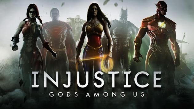Injustice 海報