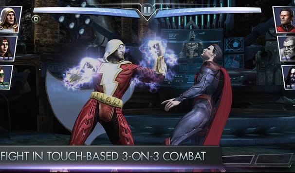 Injustice: Gods Among Us apk screenshot