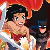 Justice League Action Run icon