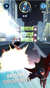 Justice League Action Run screenshot 1