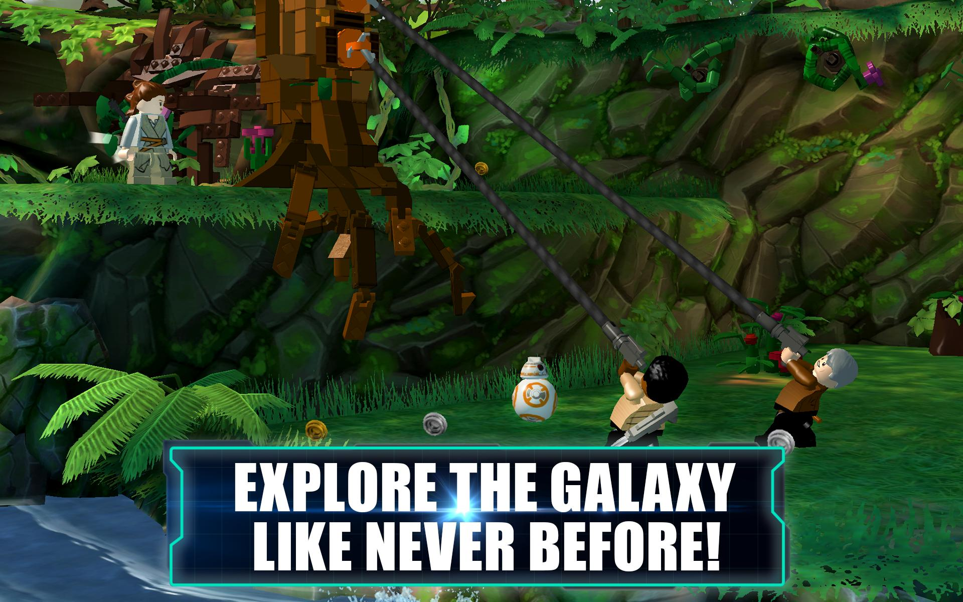LEGO® Star Wars™: TFA for Android - APK Download