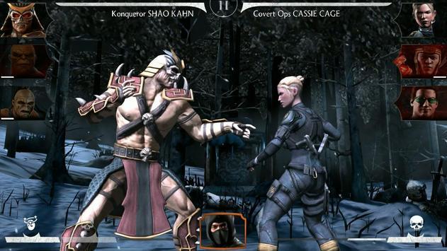 MORTAL KOMBAT X captura de pantalla 6