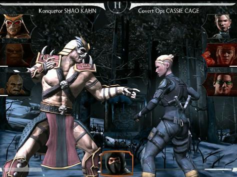 MORTAL KOMBAT X captura de pantalla 13