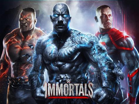 WWE Immortals poster