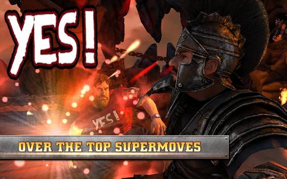 WWE Immortals apk screenshot