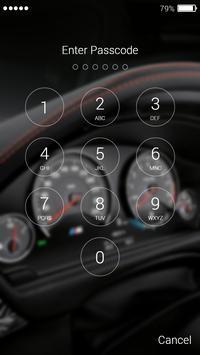Car Panel Lock Screen screenshot 5