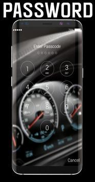 Car Panel Lock Screen screenshot 1