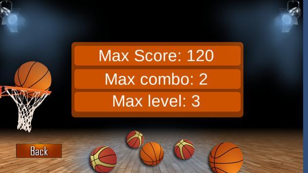 Basketball Throws screenshot 3