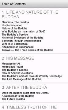 What Buddhists Believe apk screenshot