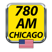 780 am Chicago icon
