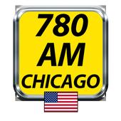 780 am Chicago icon