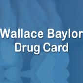 Baylor Drug Card icon
