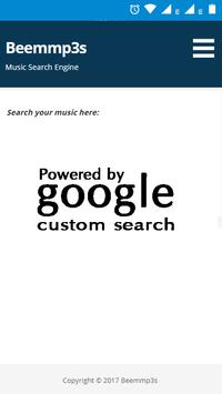 beemp3 music downloader apk screenshot