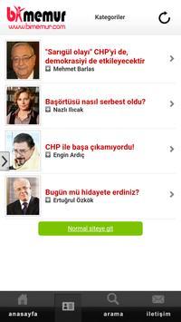 bimemur.com memur kamu haber apk screenshot