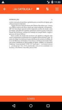 bíblia católica de portuguesa screenshot 3