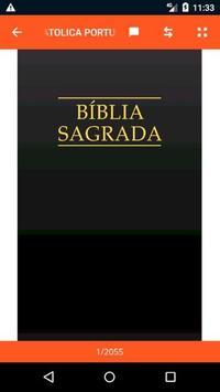bíblia católica de portuguesa screenshot 1