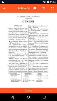 bíblia católica de portuguesa screenshot 4