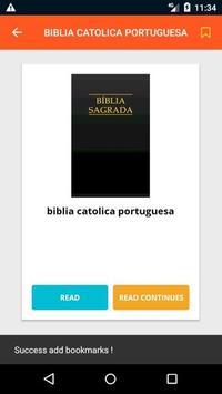 bíblia católica de portuguesa screenshot 5