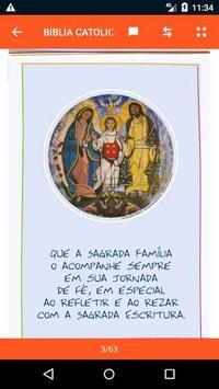 bíblia católica de portuguesa screenshot 6
