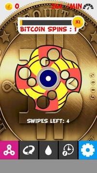 Bitcoin Spinner New poster