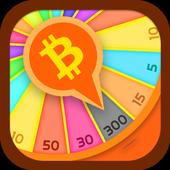 Bitcoin Spinner icon