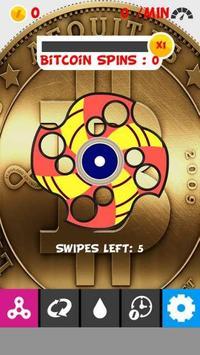 Bitcoin Spinner poster